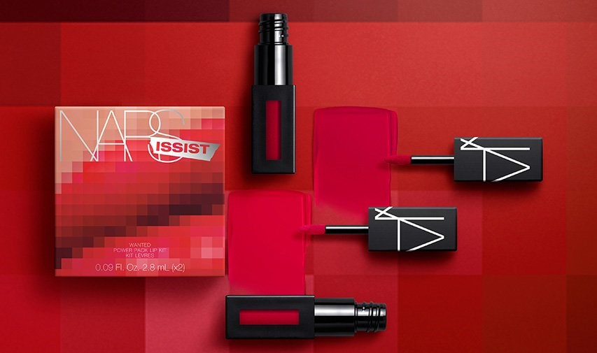 WANTED POWER PACK LIP KIT 5