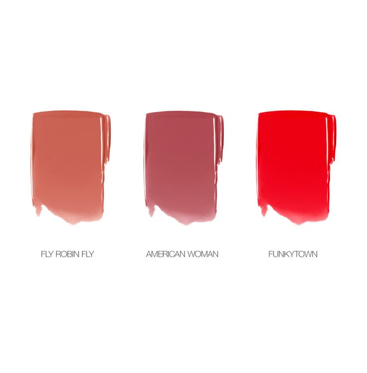 ALL ACCESS POWERMATTE LIP PIGMENT SET 3