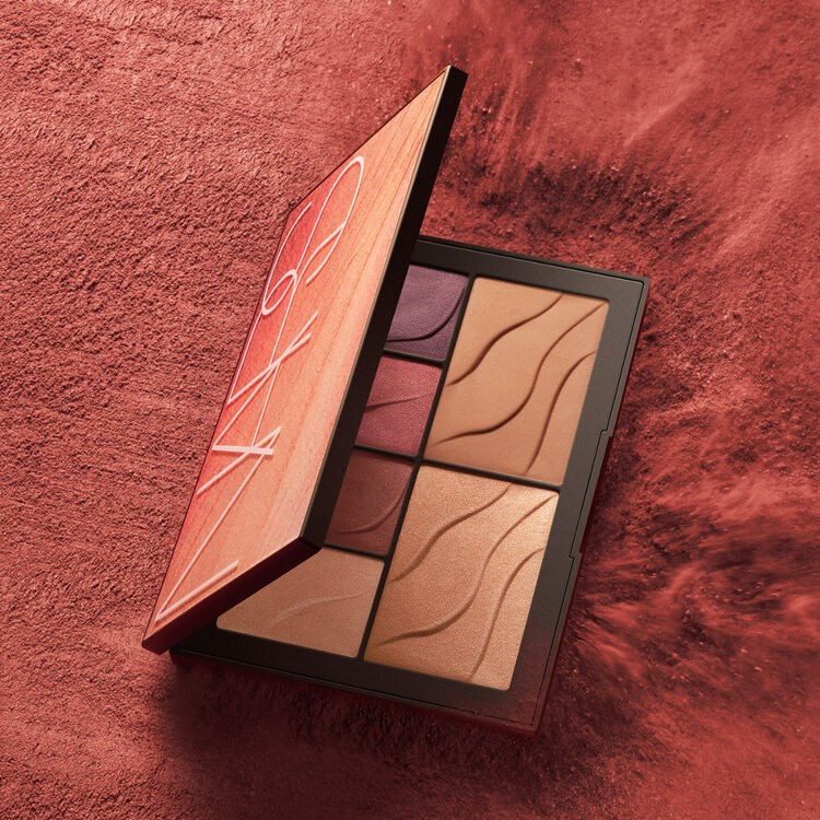 HOT NIGHTS FACE PALETTE 6