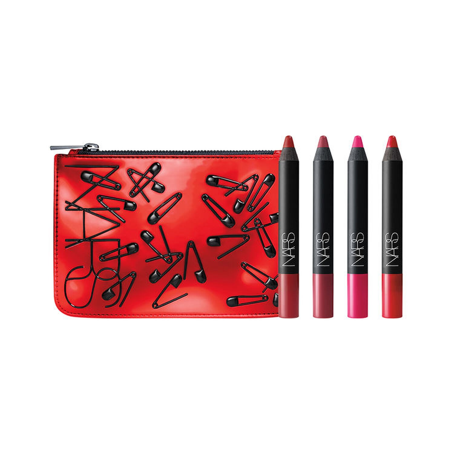 RIOT VELVET MATTE LIP PENCIL SET 1