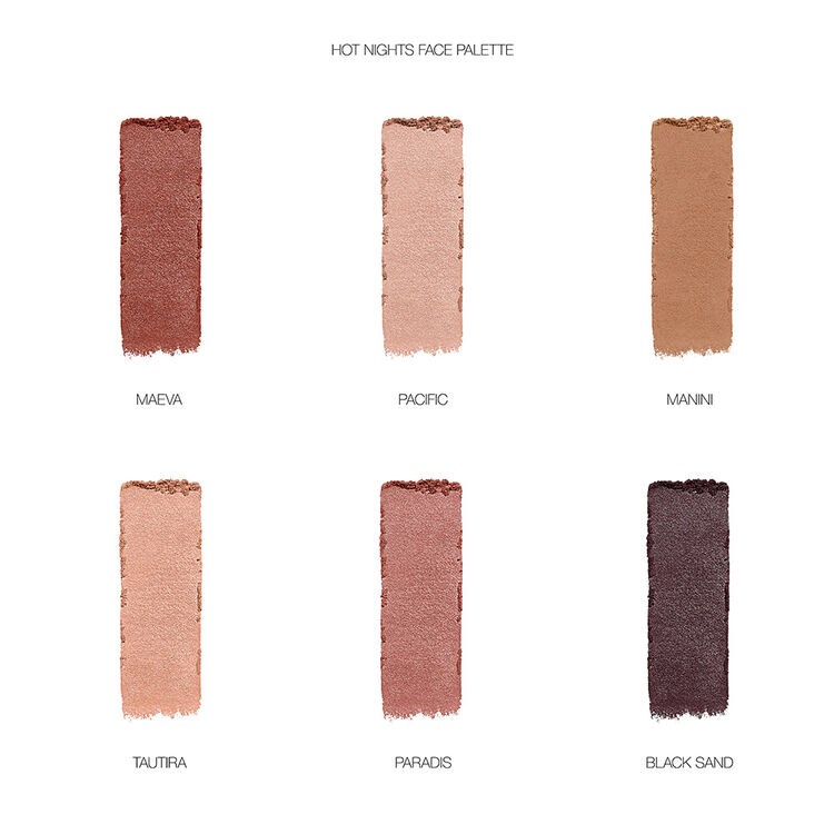 HOT NIGHTS FACE PALETTE 4