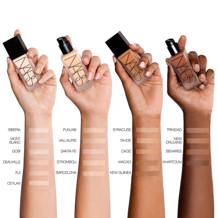 ALL DAY LUMINOUS WEIGHTLESS FOUNDATION 5