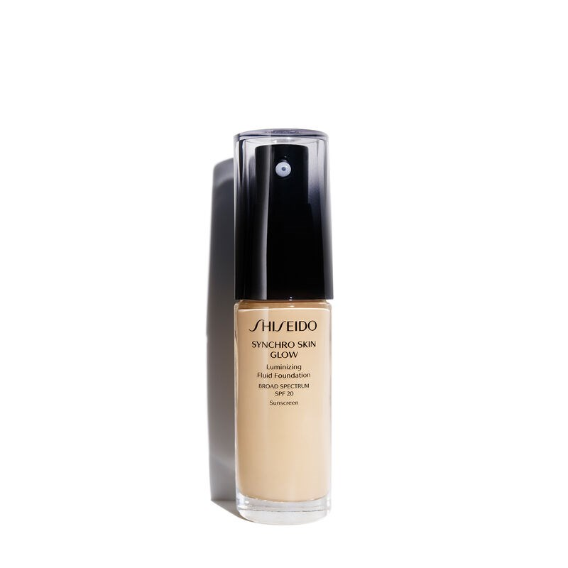 SYNCHRO SKIN GLOW LUMINIZING FLUID FOUNDATION SPF20 3