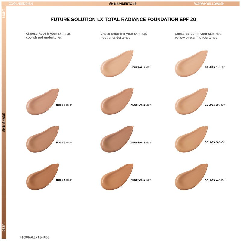 FUTURE SOLUTION LX TOTAL RADIANCE FOUNDATION SPF15 4
