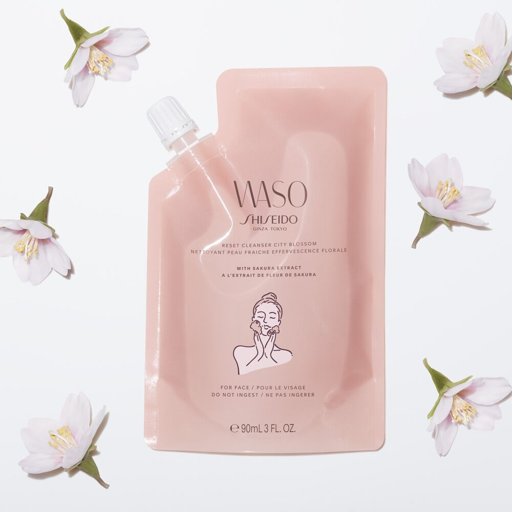 WASO RESET CLEANSER CITY BLOSSOM 5