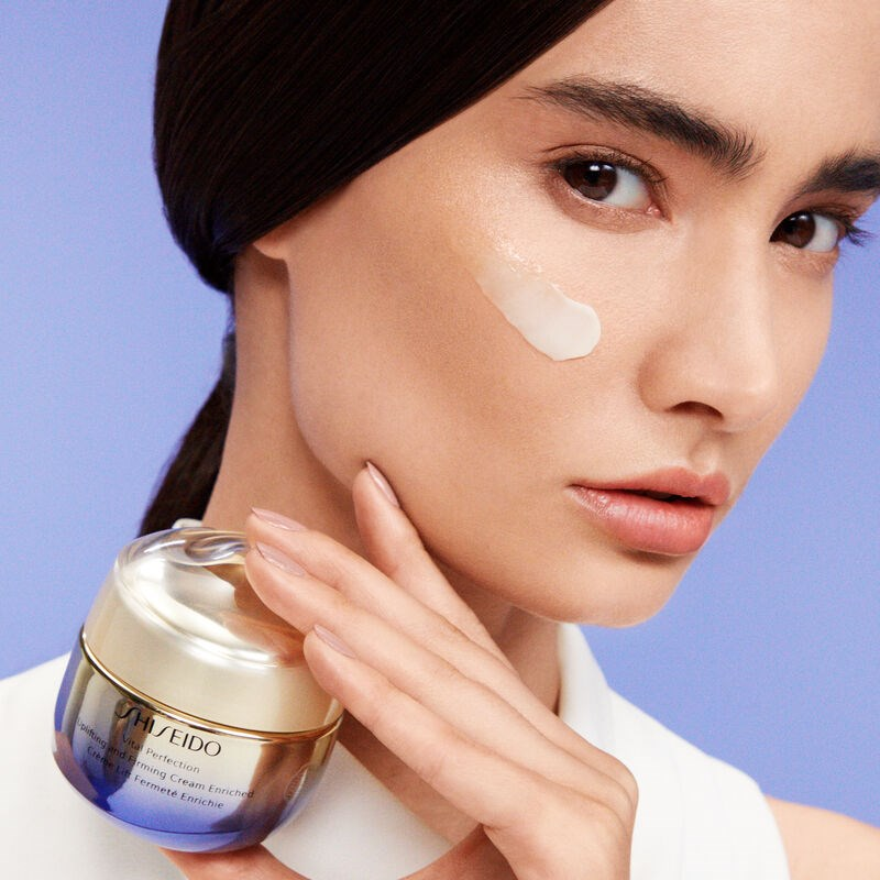 VITAL PERFECTION UPLIFTING AND FIRMING CREAM ENRICHED 8