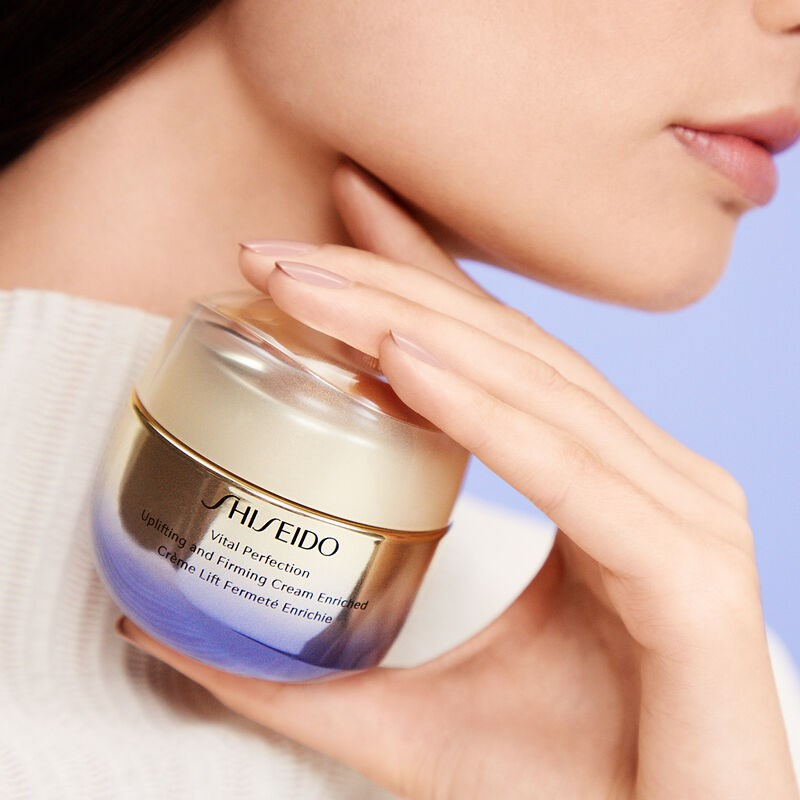 VITAL PERFECTION UPLIFTING AND FIRMING CREAM ENRICHED 9