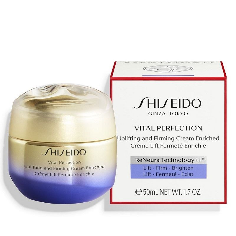 VITAL PERFECTION UPLIFTING AND FIRMING CREAM ENRICHED 10