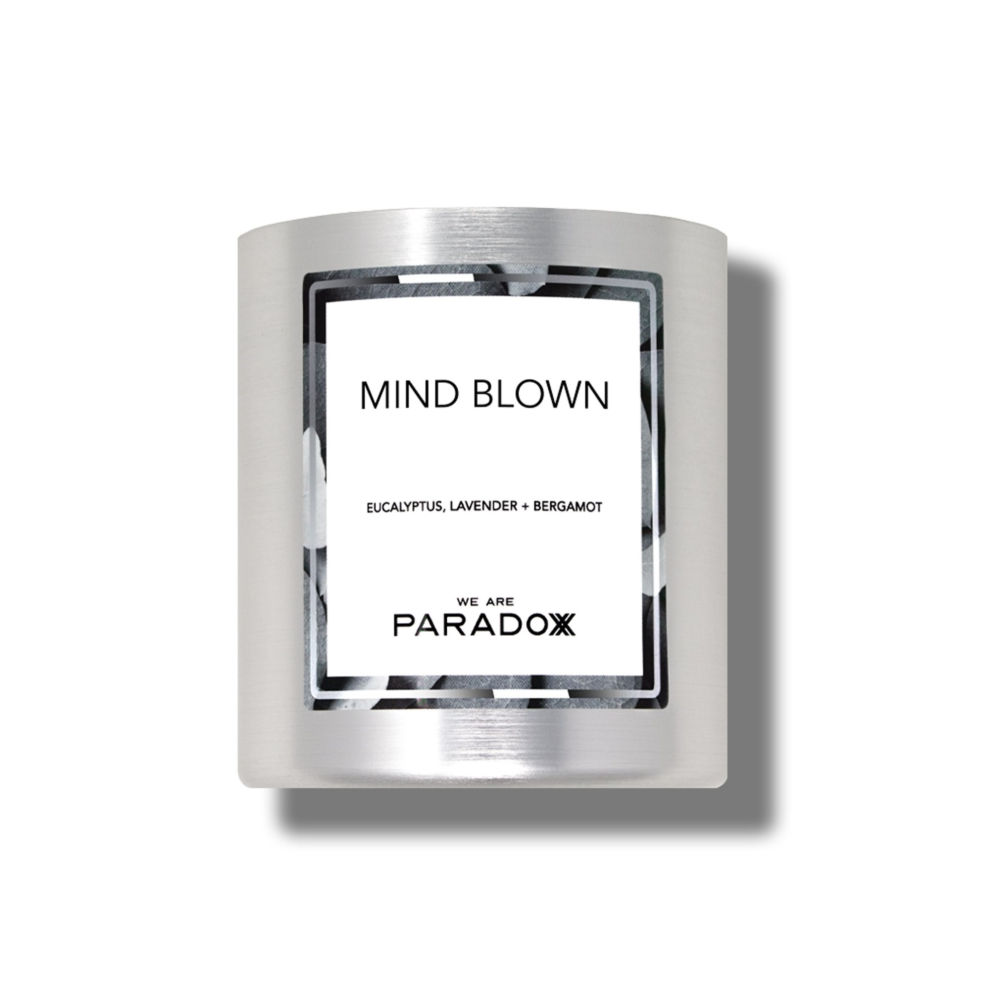 MIND BLOWN HAIR + BODY TREATMENT OIL CANDLE 1