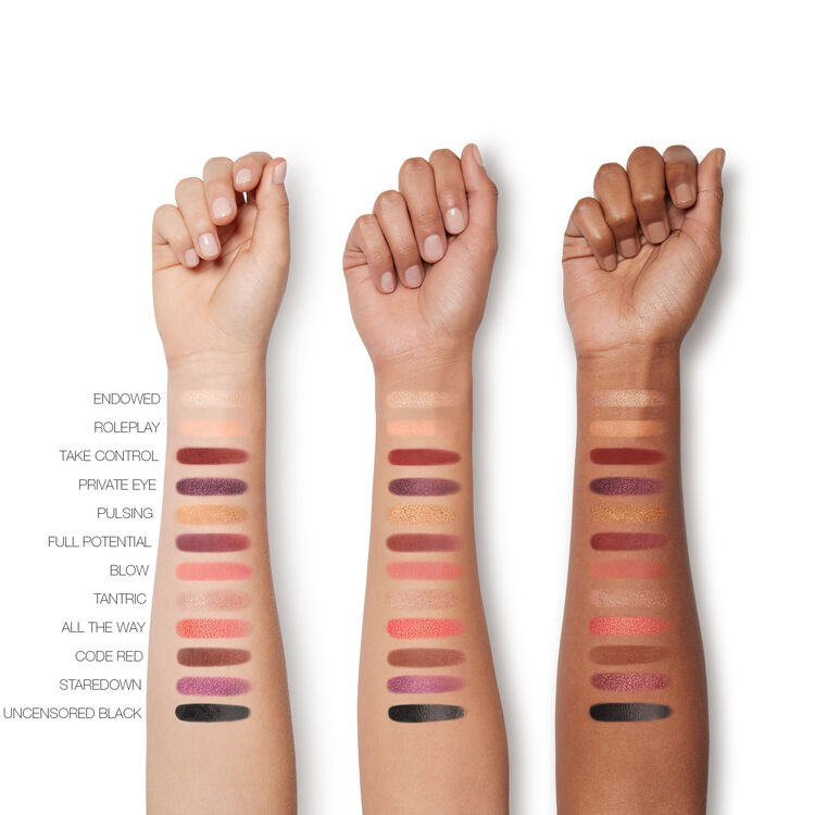 EXTREME EFFECTS EYE SHADOW PALETTE 5