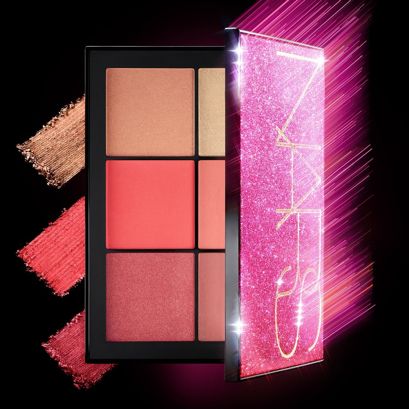 FREE LOVER CHEEK PALETTE 5