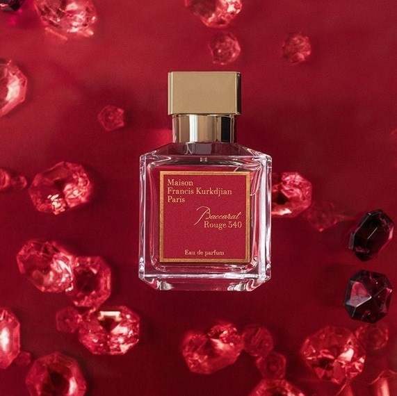 BACCARAT ROUGE 540 4
