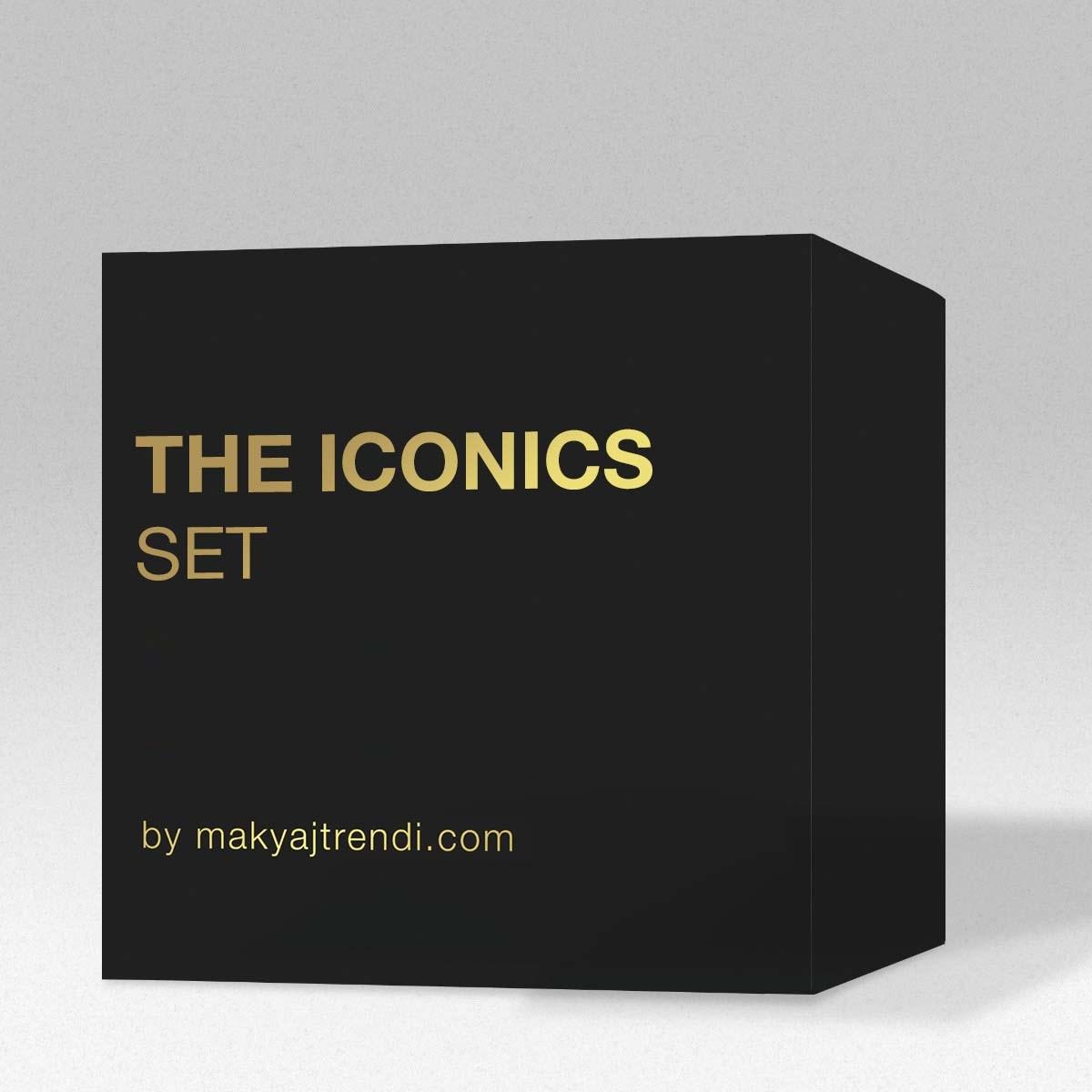 THE ICONICS SET 3