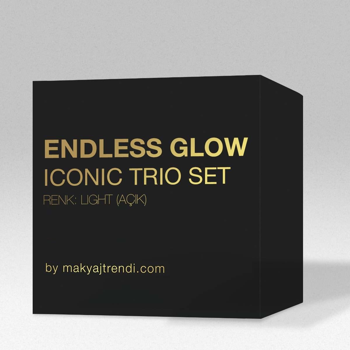 ENDLESS GLOW ICONIC TRIO SET 3
