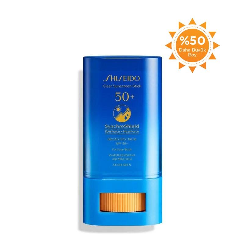 CLEAR SUNCARE STICK SPF50+ 1