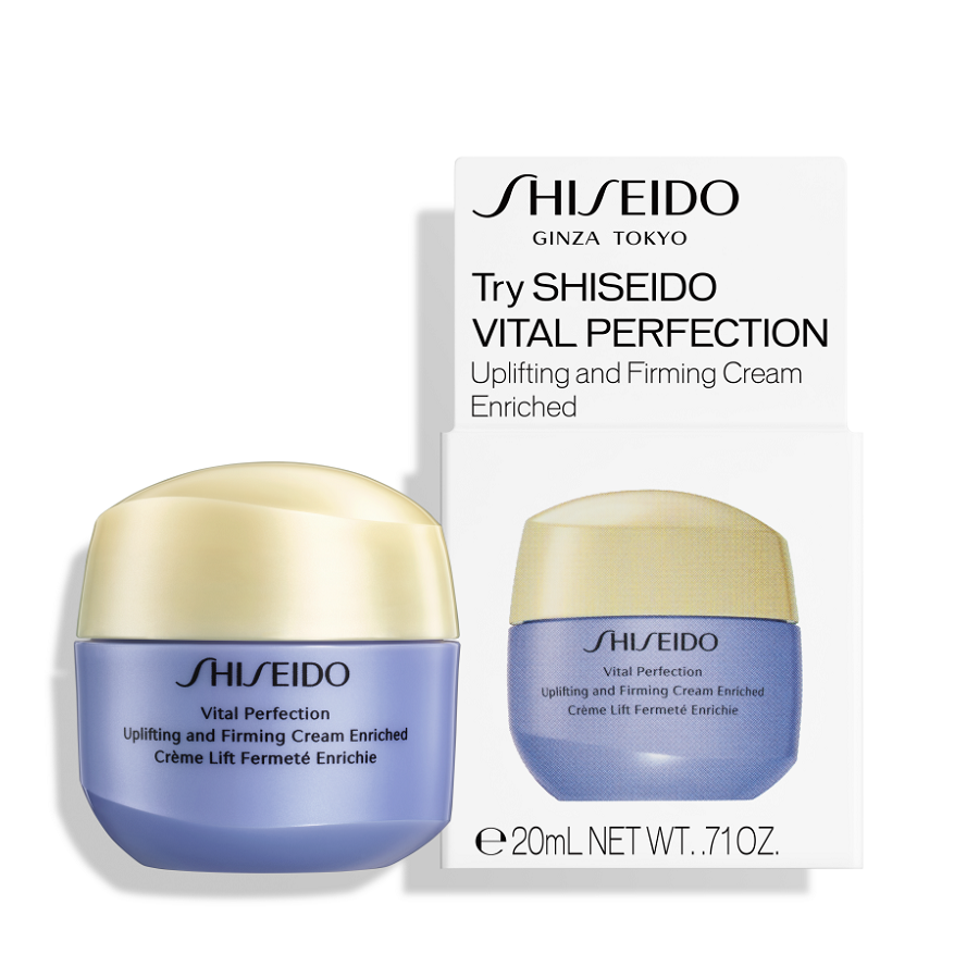 VITAL PERFECTION UPLIFTING AND FIRMING CREAM ENRICHED 20 ML 5