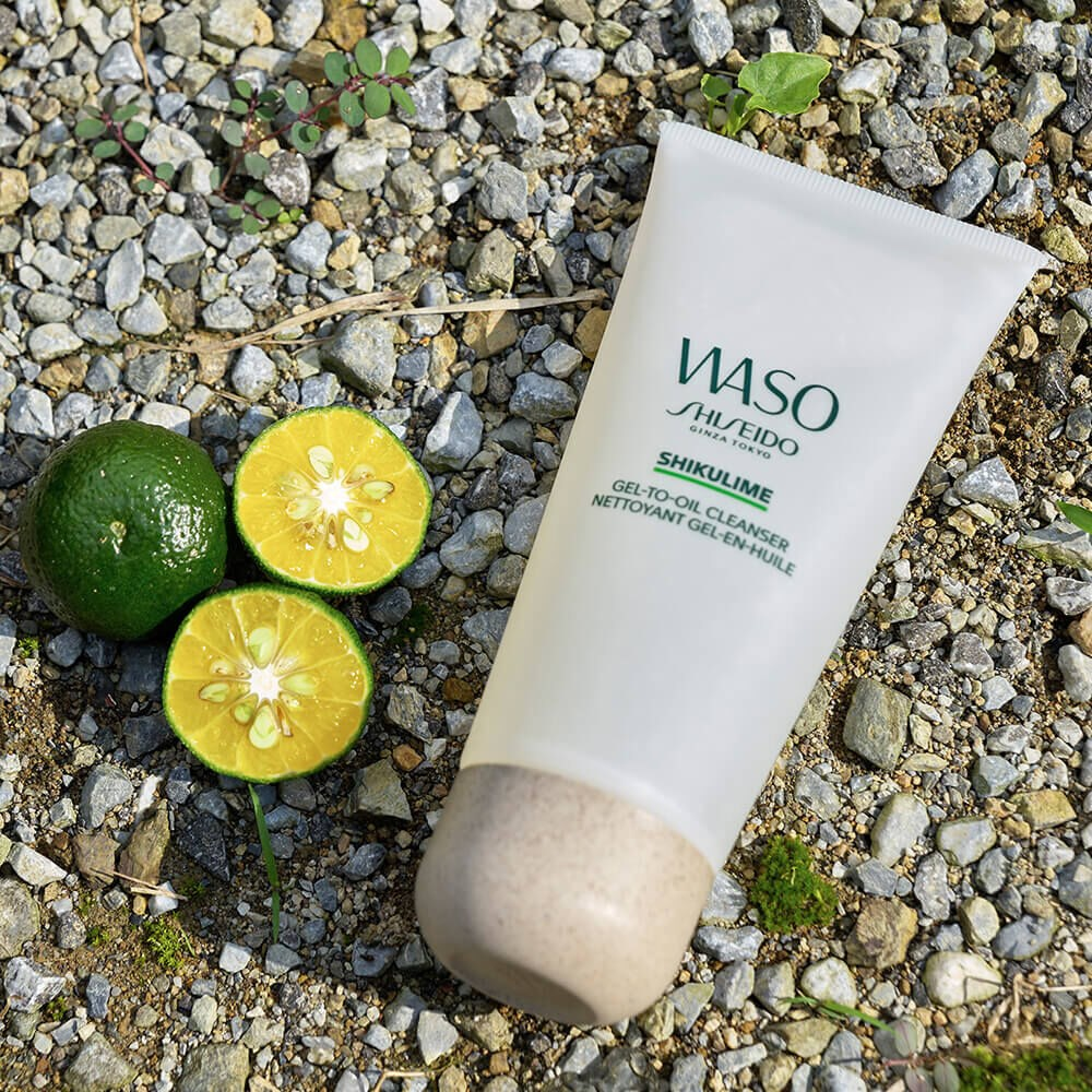 WASO SHIKULIME GEL-TO-OIL CLEANSER 4