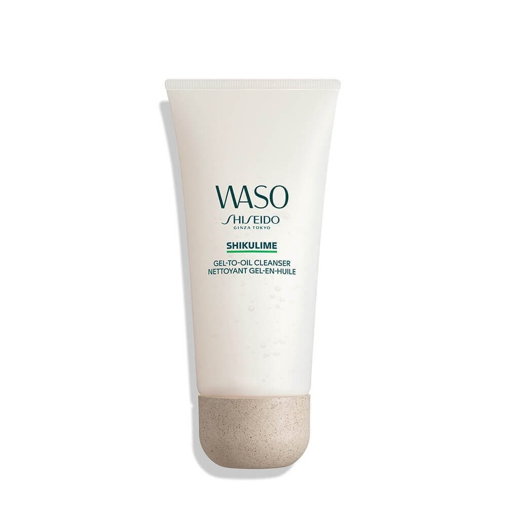 WASO SHIKULIME GEL-TO-OIL CLEANSER 1