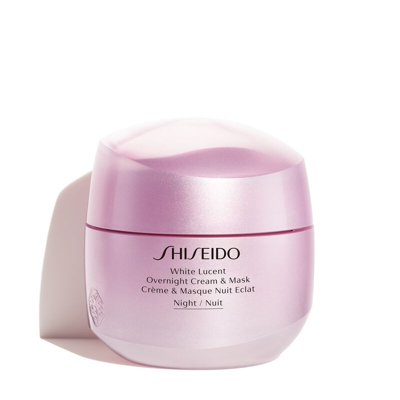 WHITE LUCENT OVERNIGHT CREAM & MASK 1