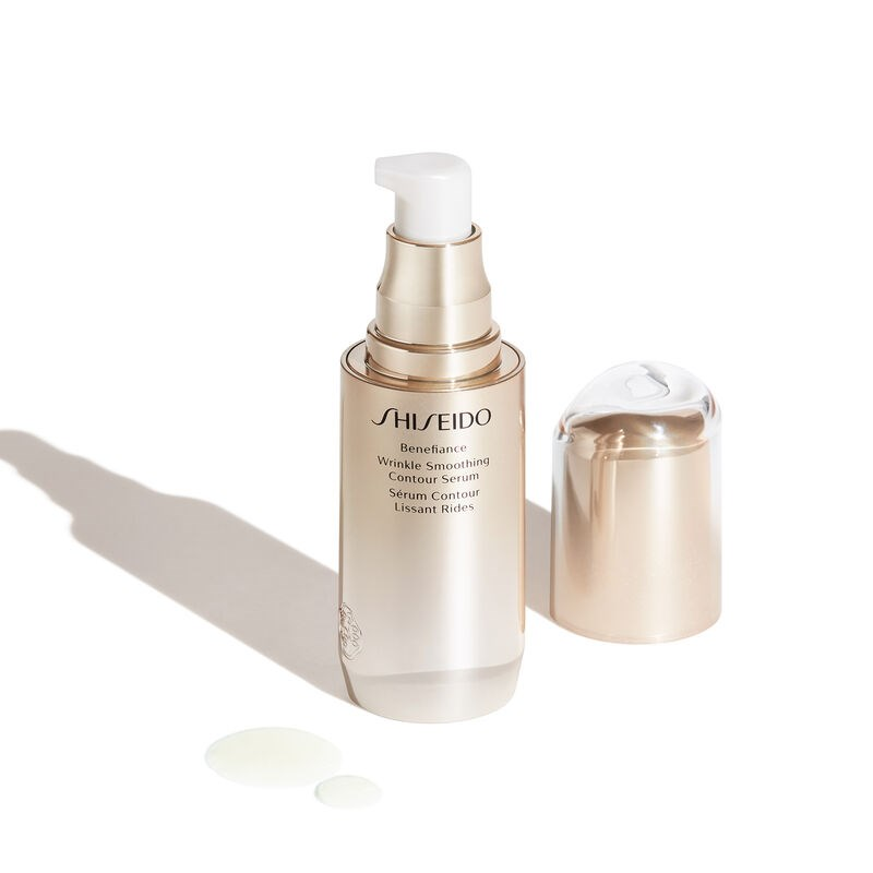 BENEFIANCE WRINKLE SMOOTHING CONTOUR SERUM 3