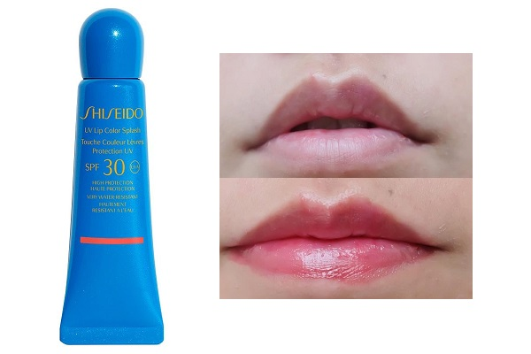 Shiseido Uv Lip Color Splash Uluru Red