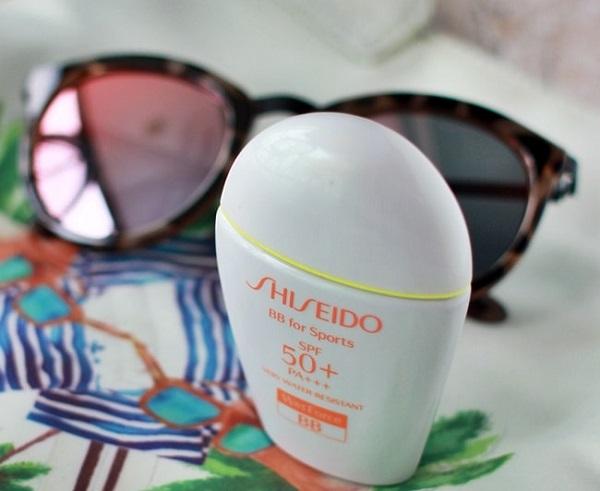 Shiseido Sports BB Cream