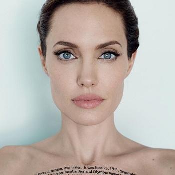 Angelina Jolie'nin makyaj tüyoları