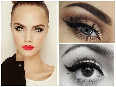 kalın eyeliner