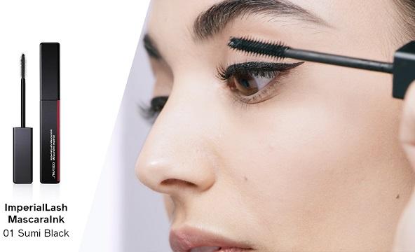 Shiseido mascara ink