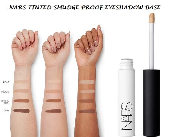 Nars Tinted Smudge Prrof Eyeshadow Base