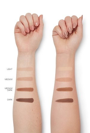 Nars Tinted Smudge Proof Eyeshadow Base Swatch