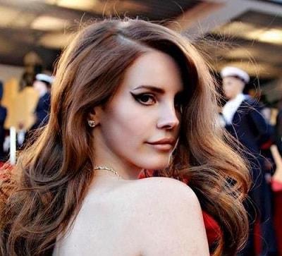 Lana Del Rey Eyeliner