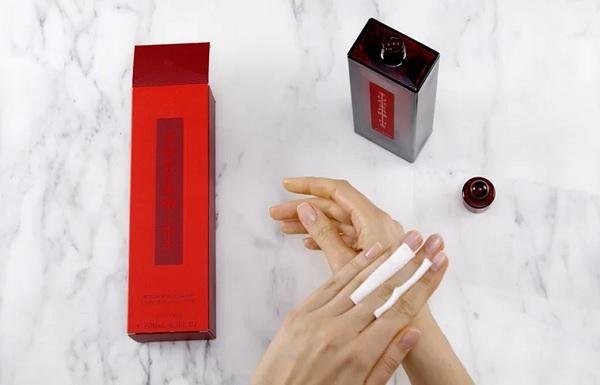 Shiseido Eudermine Revitalizing Essence Use