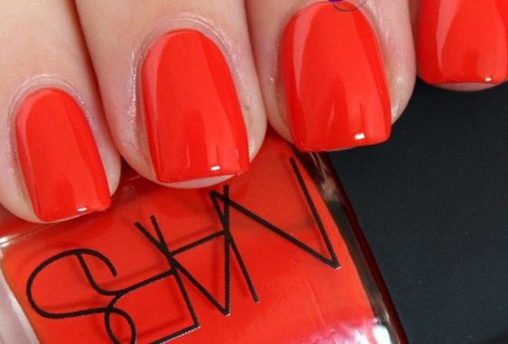 nars hunger nail polish