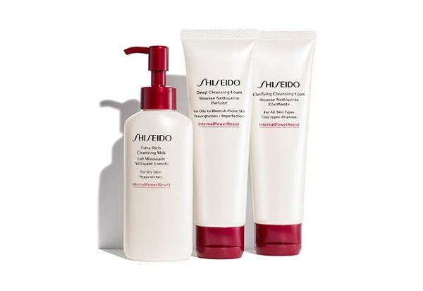 Shiseido Cleansing foam